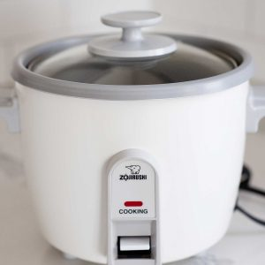 Zojirushi NS-ZCC10 Rice Cooker A Guide to Rice Cookers