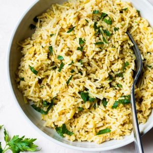 Rice Cooker Recipes Homemade Rice Pilaf (healthy rice-a-roni)