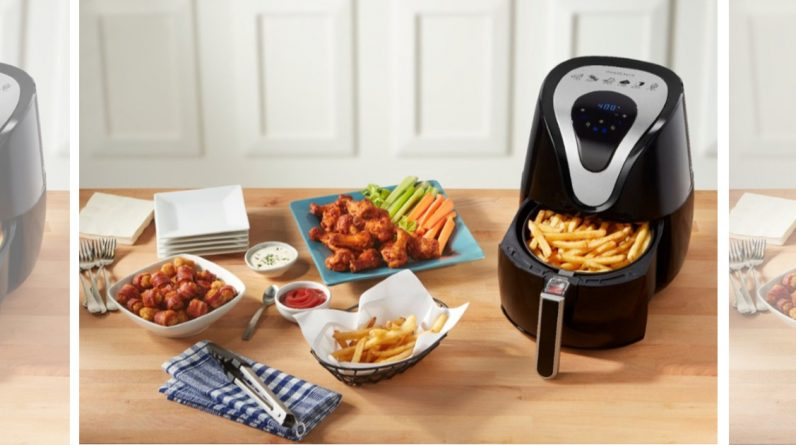 Best Air Fryer – Insignia Digital Air Fryer Only $34.99 on Best Buy (Regularly $100) | Awesome Reviews