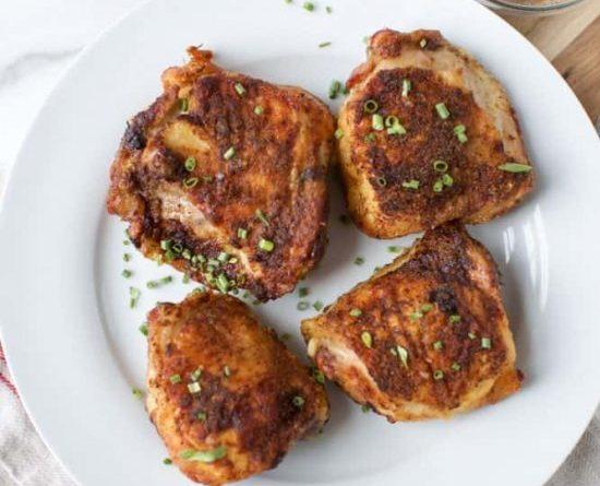 Best Air Fryer – Keto Air Fryer Chicken Thighs