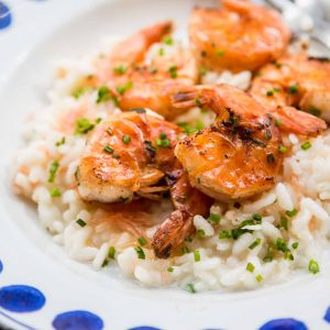 Rice Cooker Recipes Citrus Risotto