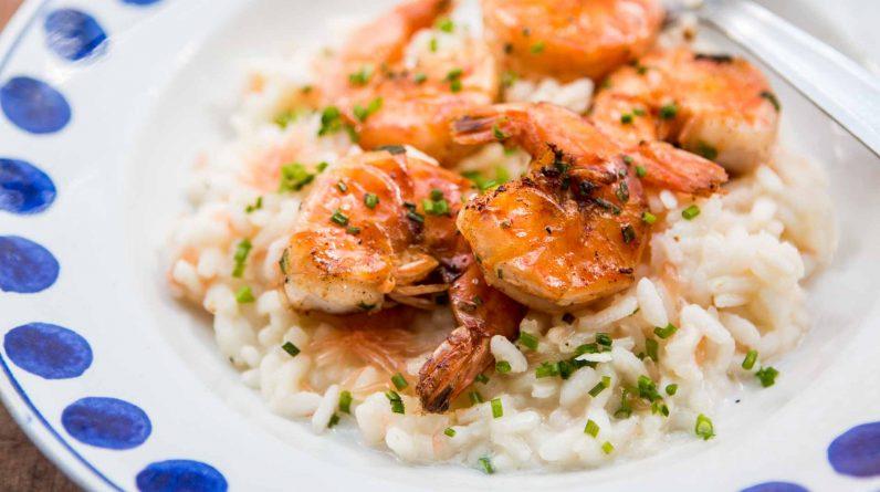 Rice Cooker Recipes Citrus Risotto