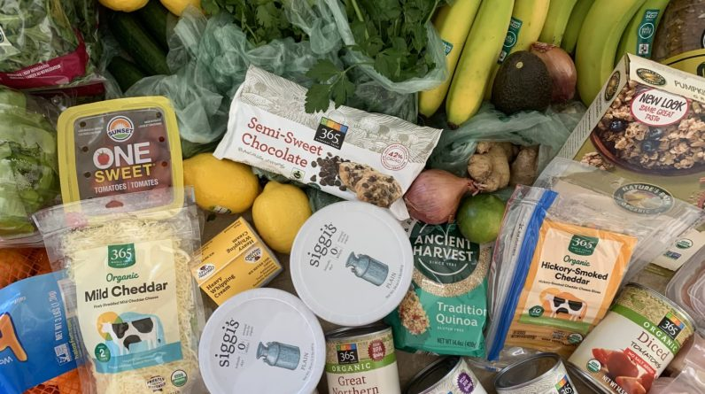 Rice Cooker Recipes How I Shop and Meal Plan for 2 Weeks' Worth of Groceries