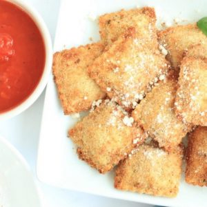 Best Air Fryer – Air Fryer Toasted Ravioli