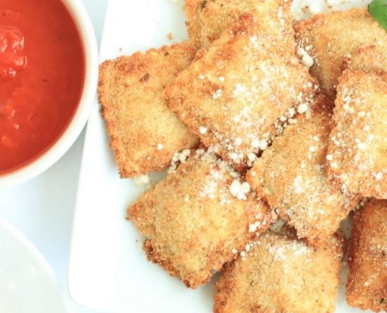 Best Air Fryer – Air Fryer Toasted Ravioli