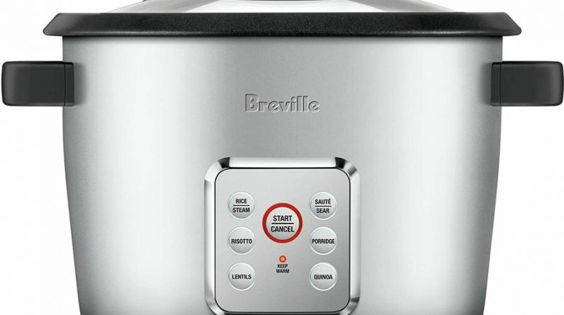 Zojirushi NS-ZCC10 Rice Cooker Breville The Multi Grains Rice Cooker, Silver BRC550SIL $63.20 (RRP $109.95) Shipped @ Amazon AU