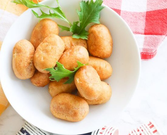 Best Air Fryer – Air Fried Corn Dogs