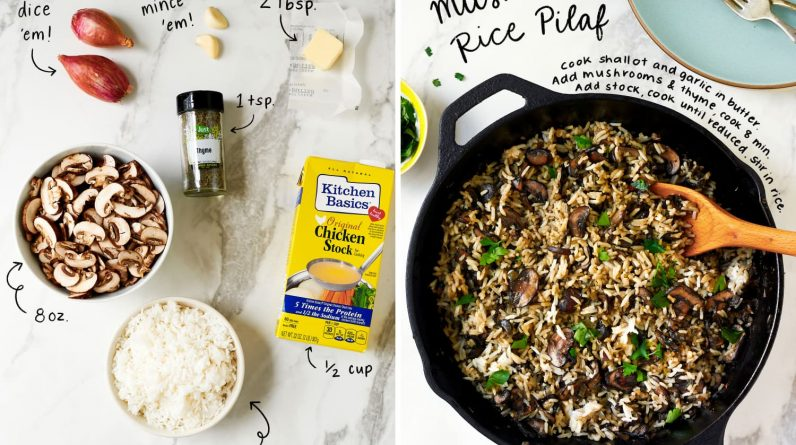 Rice Cooker Recipes 5 Extra-Easy Dinners That Start with 2 Cups of Leftover Rice