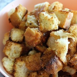 Best Air Fryer – Air Fryer Ranch Croutons