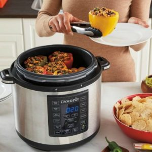 Zojirushi NS-ZCC10 Rice Cooker Crock-Pot 6-Quart Pressure Cooker Only $49.99 Shipped (Regularly $100)