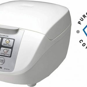 Zojirushi NS-ZCC10 Rice Cooker Panasonic SR-DF101WST Rice Cooker, 5 Cup,White, $79.50 (RRP$149) Shipped @ Amazon