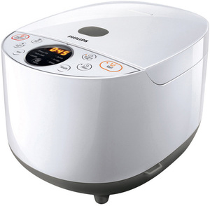 Zojirushi NS-ZCC10 Rice Cooker Grain Master Rice Cooker White HD4514/72 $89 before cash back @ myer