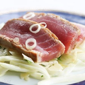 Rice Cooker Recipes Seared Ahi Tuna