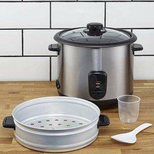 Zojirushi NS-ZCC10 Rice Cooker 147° – 1.8 Litre Rice Cooker £11.45 @ Dunelm