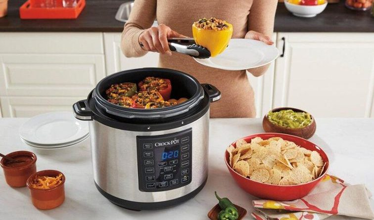 Zojirushi NS-ZCC10 Rice Cooker A Crock-Pot 8-quart multicooker is just $50 at Best Buy – CNET