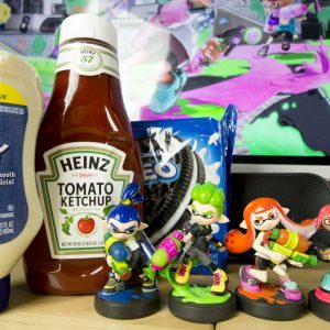 Rice Cooker Recipes Let's Settle Splatoon's Mayo vs. Ketchup War, With Science
