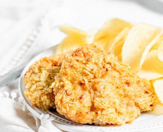 Best Air Fryer – Air Fryer Potato Chip Pork Chops
