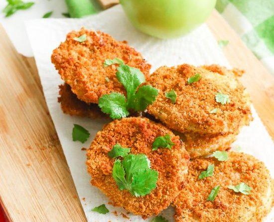 Best Air Fryer – GF Air Fryer Fried Green Tomatoes