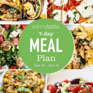 Rice Cooker Recipes 7 Day Healthy Meal Plan (June 15-21)