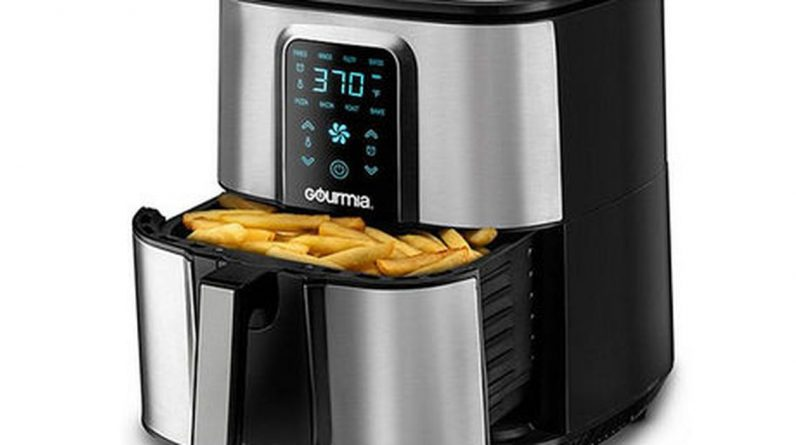 Best Air Fryer – Save 50% on this Gourmia air fryer and give fried food a healthier twist