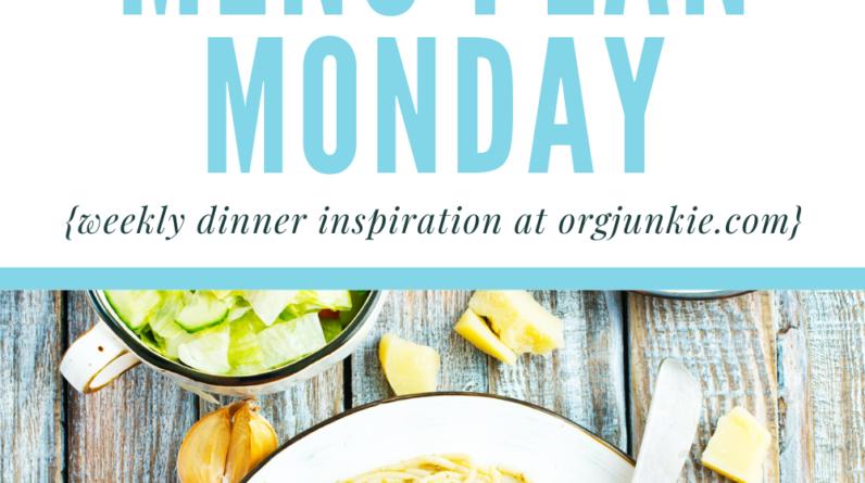 Zojirushi NS-ZCC10 Rice Cooker Menu Plan Monday ~ June 1/20 Weekly Dinner Inspiration & Birthday Month!