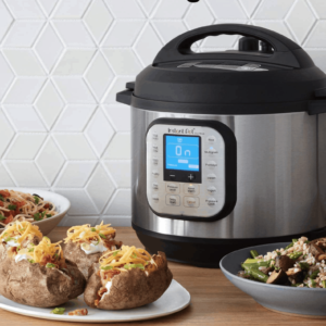 Zojirushi NS-ZCC10 Rice Cooker The Instant Pot Duo Nova Is Currently At An Unbelievable Price