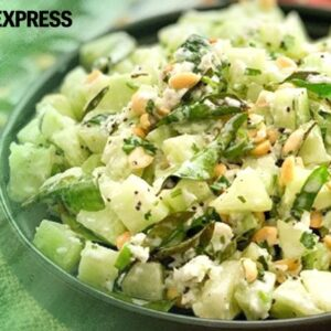 Rice Cooker Recipes Khamang kakdi: Try this easy Maharashtrian salad today