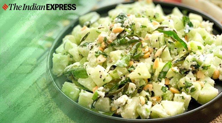 Rice Cooker Recipes Khamang kakdi: Try this easy Maharashtrian salad today