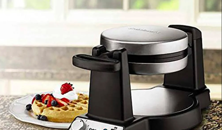 Best Air Fryer – Treat yourself to all the waffles with a $30 Cuisinart Belgian flip waffle maker – CNET