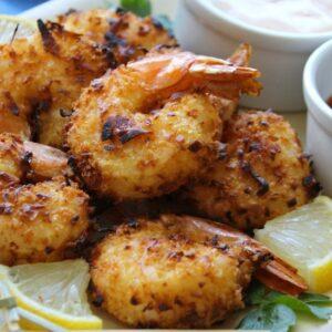 Best Air Fryer – Air Fryer Coconut Shrimp