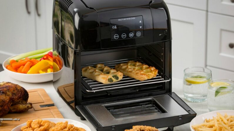 Best Air Fryer – Modernhome 10-Quart Air Fryer w/ Rotisserie Only $84.99 Shipped on HomeDepot.com (Regularly $150)