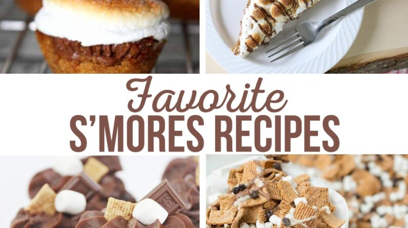 Rice Cooker Recipes Favorite S'mores Recipes