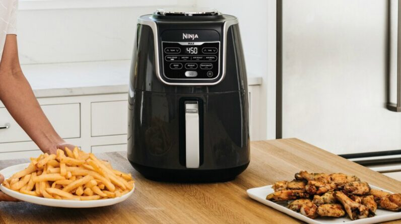 Best Air Fryer – Ninja Air Fryer Only $83.99 Shipped + Get $10 Kohl's Cash (Regularly $180) | Great Reviews