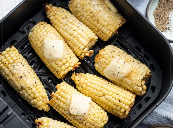 Rice Cooker Recipes Air Fryer Corn on The Cob