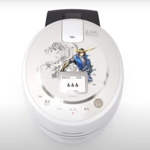 Zojirushi NS-ZCC10 Rice Cooker CAPCOM and SHARP Are Releasing a 'Sengoku BASARA' Rice Cooker