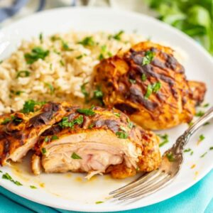 Best Air Fryer – Dijon Air Fryer chicken thighs