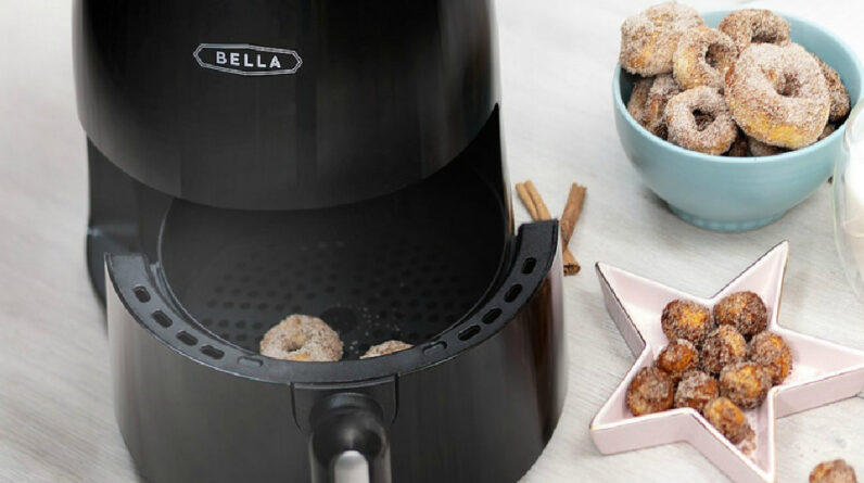 Best Air Fryer – New Bella Air Convection Fryer Only $29.99 on BestBuy.com (Regularly $50)