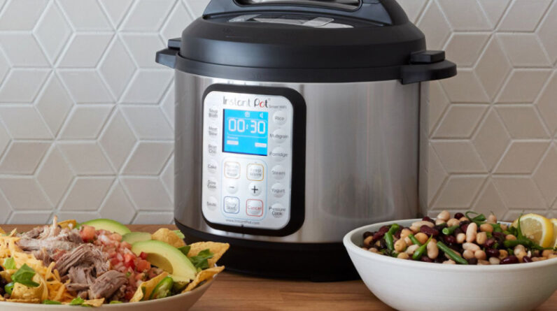 Zojirushi NS-ZCC10 Rice Cooker Instant Pot's WiFi-connected pressure cooker drops to $80 at Best Buy