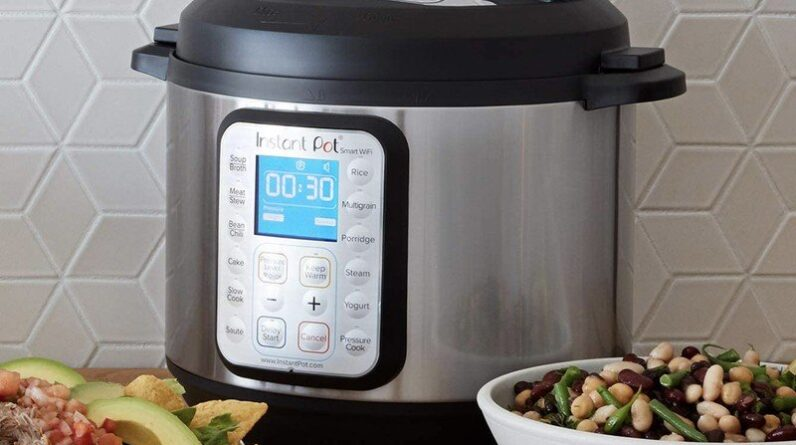 Rice Cooker Recipes Get cooking with the Instant Pot Smart pressure cooker at a low of $80