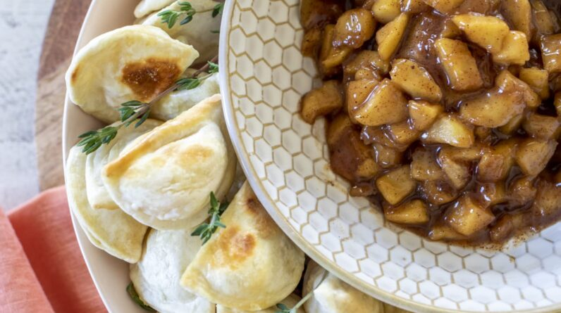 Best Air Fryer – SPONSORED POST: Air Fryer Mini Pierogies with Warm Apple Pie Dip Is the Fall Treat You and the Fam Deserve