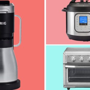Best Air Fryer – 10 Space-Saving Kitchen Appliances and Accessories That Won't Clutter Your Counter