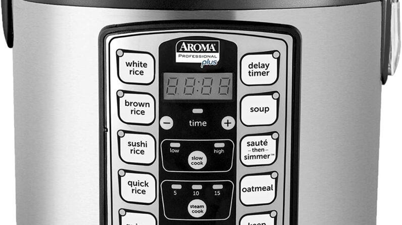 Aroma ARC-5000SB rice cooker