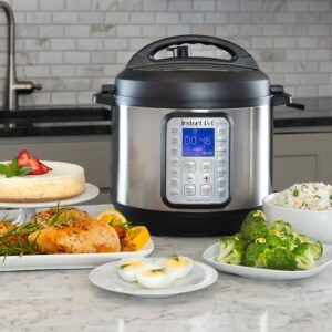 Instant Pot Duo Plus Rice Cooker