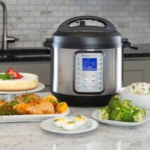 Instant Pot Duo Plus Rice Cooker