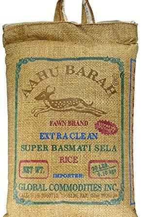 Aahu Barah Rice